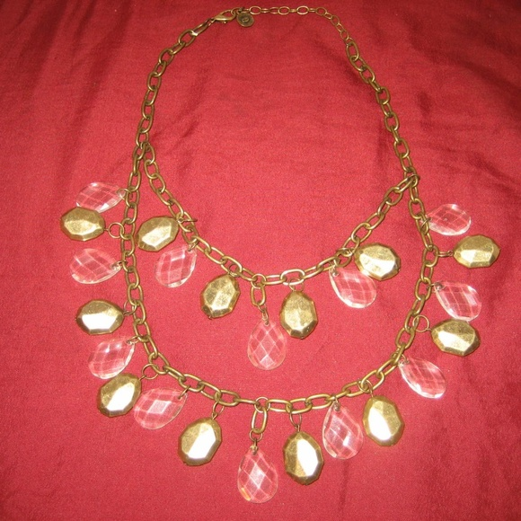 gold product chain tone fall ellie collar color around sivler and file gunmetal s the making bone very necklace of graziano costume chains tri a vintage serpentine page gracefull aunt it versatile